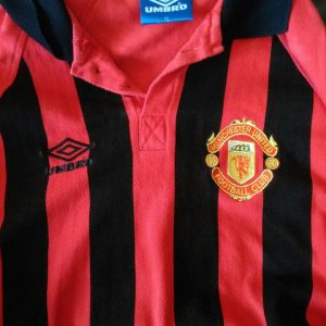 Manchester United Umbro shirt