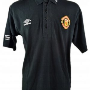 Manchester United Umbro Polo Shirt XL 90'