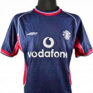 Manchester United Umbro Third Shirt 2000 XS